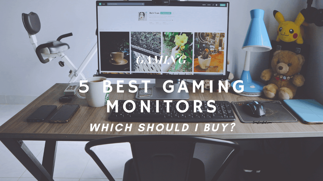5 best gaming monitors for 2020