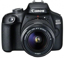 Canon EOS 4000D Review – With 18-55 mm f/3.5-5.6 III Lens