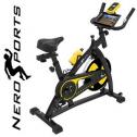 Nero Sports Exercise Bike Review – 12kg Spinning Flywheel