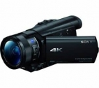 Sony FDR-AX100EB Review: Ultra HD 4K Camcorder