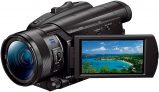 Sony FDR-AX700 Review